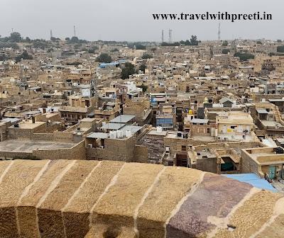 जैसलमेर का किला (Jaisalmer Fort) की यात्रा