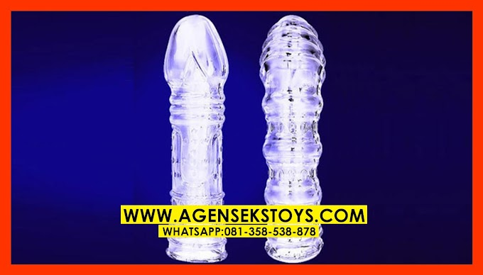 Mainan Dewasa Kondom Gerigi Kualitas Super All Size