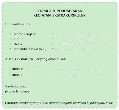 Formulir B Kelas 6 Tema 5 Halaman 12