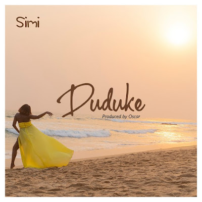 """Highly talented Nigerian singer and music producer Simi comes through with her brand new body of work single tagged """"Duduke"""" produced by Oscar."""