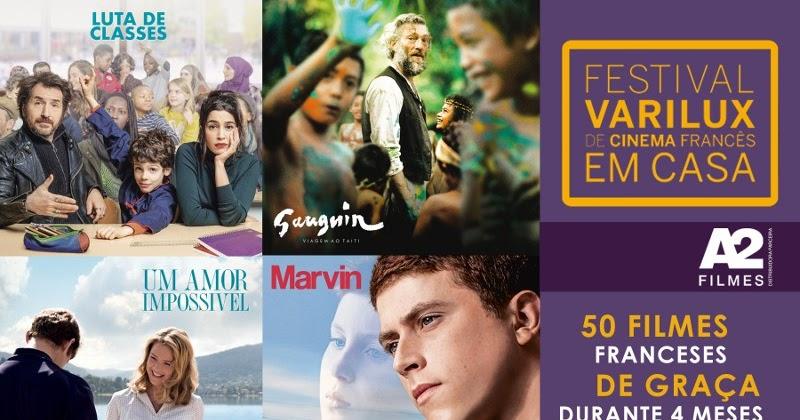 Festival Varilux de Cinema Francês tem programação liberada gratuitamente