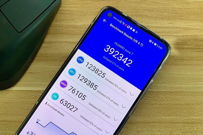 Huawei Nova 7 5G Unboxing Philippines - Antutu