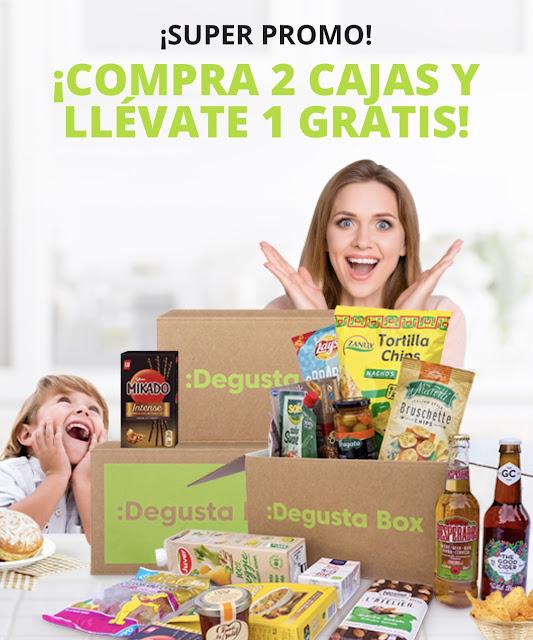 Degustabox ¡Super Promo!