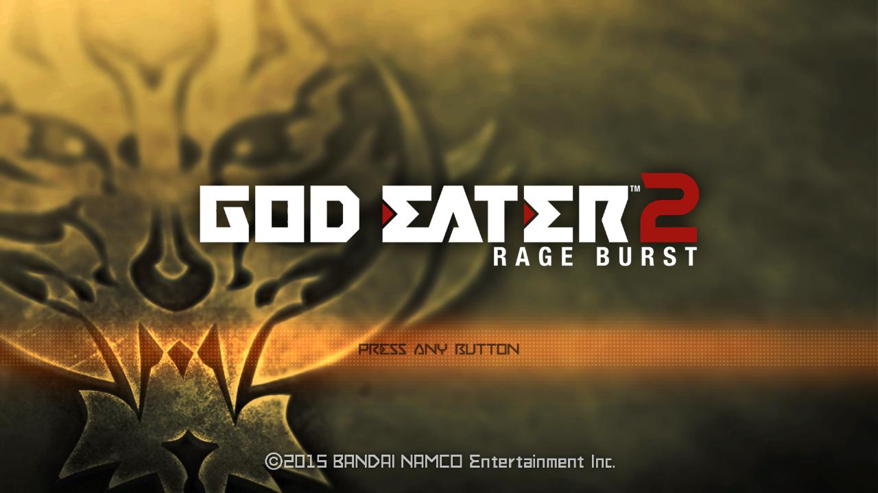 REL|GE2RB]Gods Eater 2:Rage Burst - Play Station 3/4 Button Mods