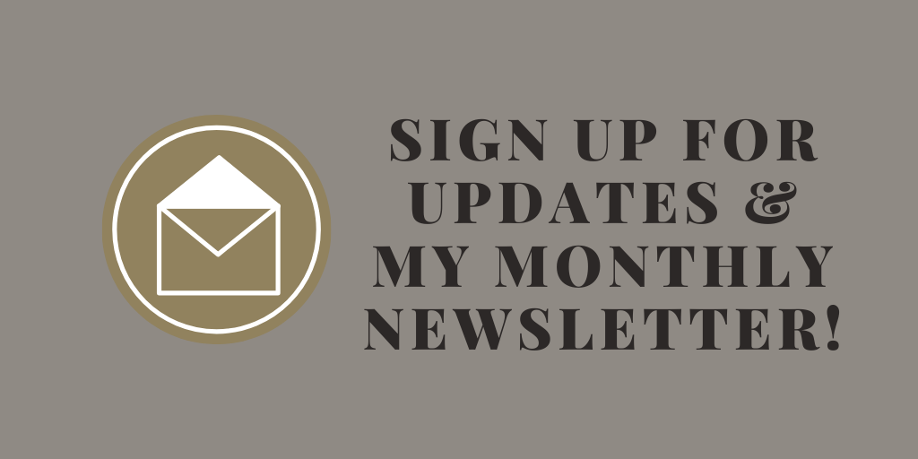 Sign Up for My Newsletter by MDickerson.com