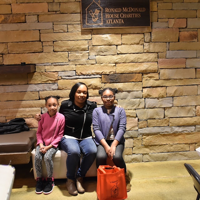 Our Visit to Atlanta's Ronald McDonald House Charities  via  www.productreviewmom.com