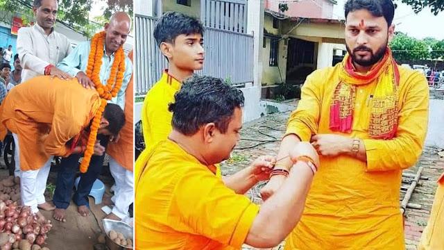 UP उपचुनाव में BJP ने सब्जी बेचने वाले के बेटे को बनाया उम्मीदवार - newsonfloor.com