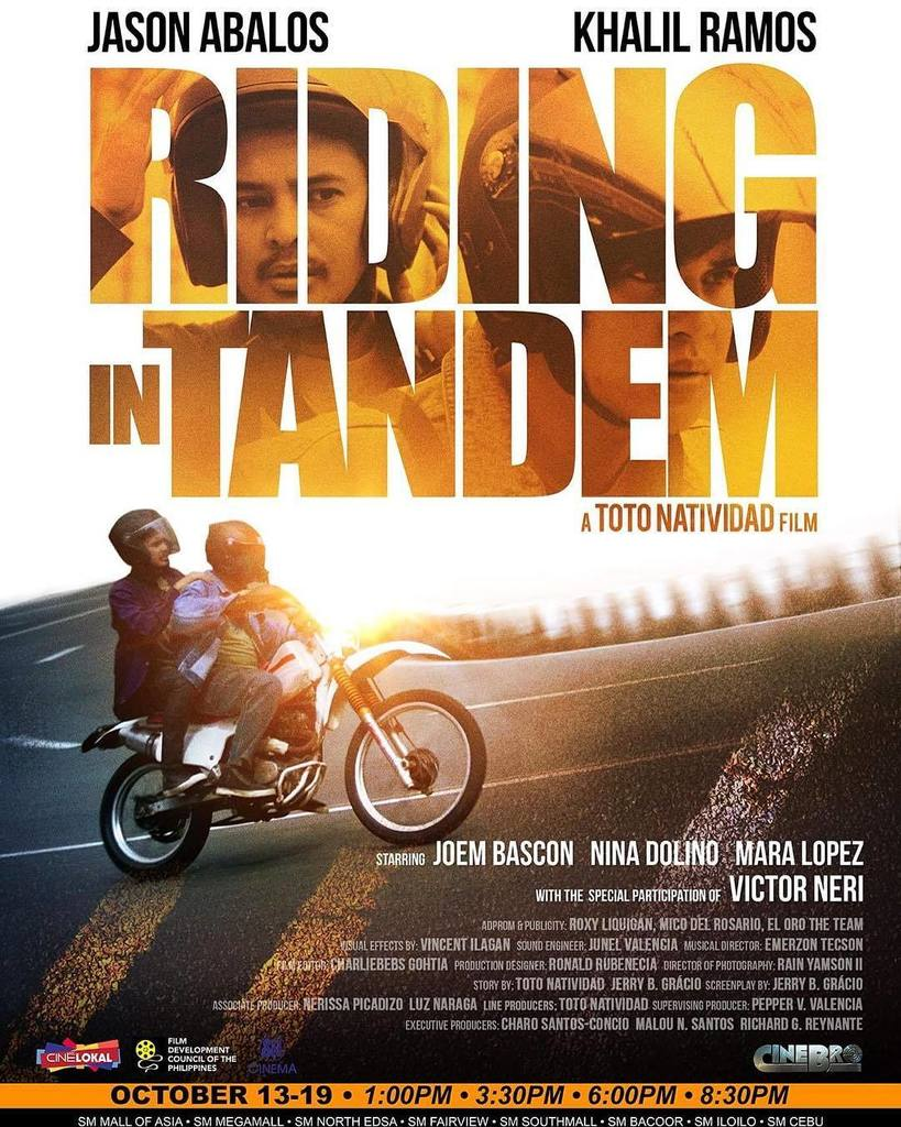 watch filipino bold movies pinoy tagalog poster full trailer teaser HD Copy: Riding in Tandem