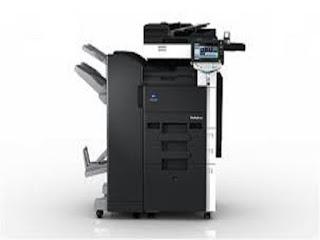 Konica Minolta Bizhub 423 Printer Driver