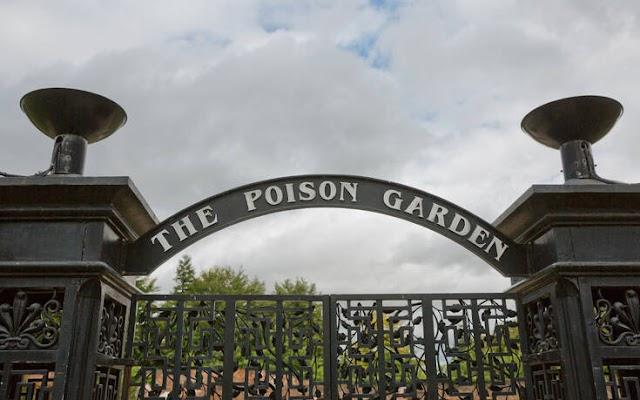 Ο κήπος που φιλοξενεί 100 φυτά-«δολοφόνους»