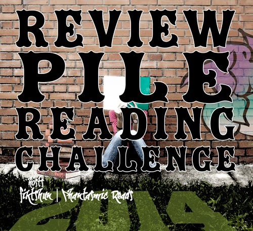 http://www.phantasmicreads.com/2013/11/2014-review-pile-reading-challenge-sign-ups.html