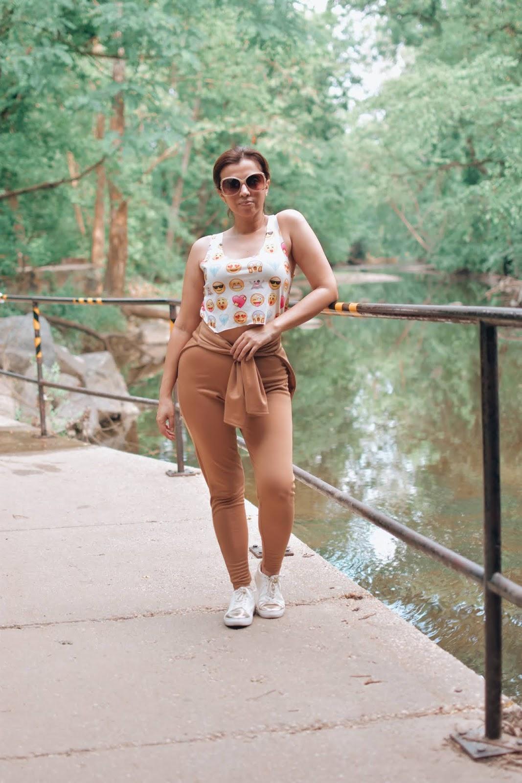Mi Primer Paseo Después De 90 Días En Casa-cuarentena-dcblogger-streetwear-sportychic-luxegal-how lo wear sporty-