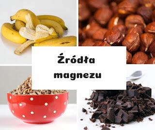 magnez w diecie
