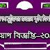Bangobandu Seikh Mujibur Rahman Agriculture University job circular 2019 । newbdjobs.com