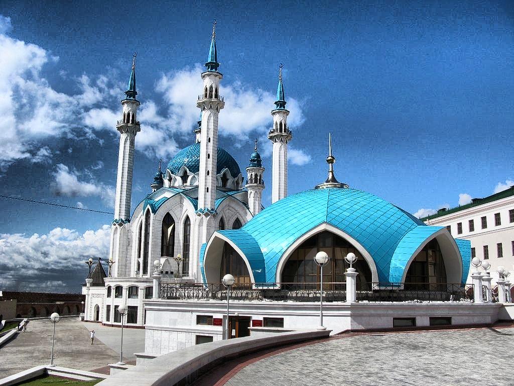 Gambar Masjid Cantik Di Dunia  Gambar Website Trigyy