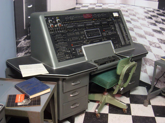 Universal Automatic Computer I