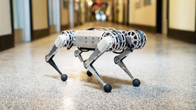 Η NASA θα στείλει τετράποδο... ρομπότ στον Άρη