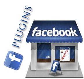 Add facebook like box every post on blogger