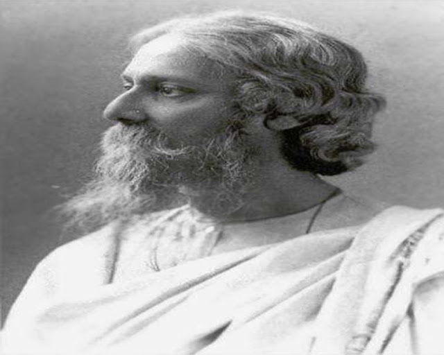 Essay on Rabindranath Tagore  in English for Children and School Students