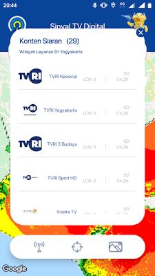 Menjajal TV Digital dengan Set Top Box DVB T2 Matrix Apple