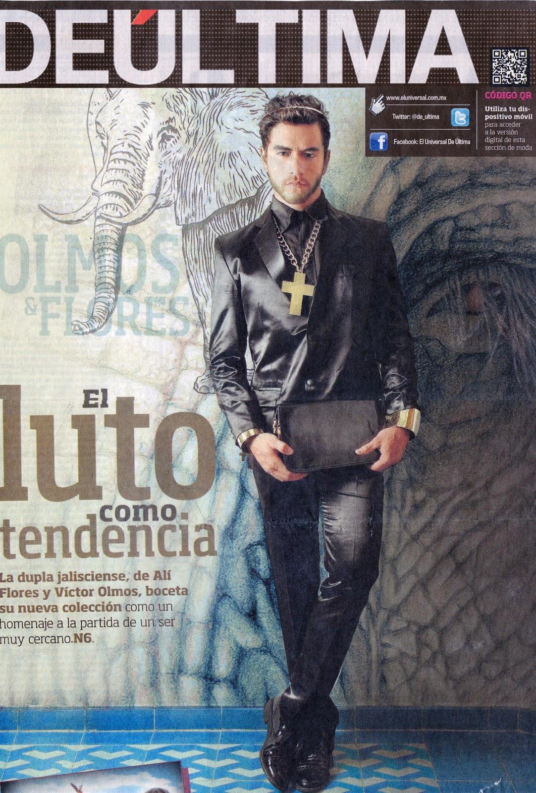 d19082ed79 Aldo / De Ultima - EL UNIVERSAL - BANG! Management
