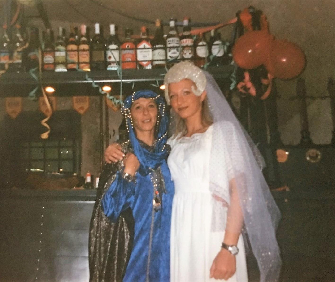 Marina e Lory - Secolo XIII° - castello dei Solaro