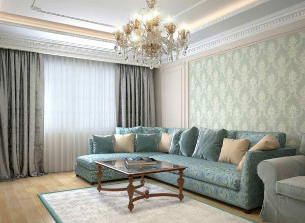 The best modern classic living room design ideas and furniture 2019