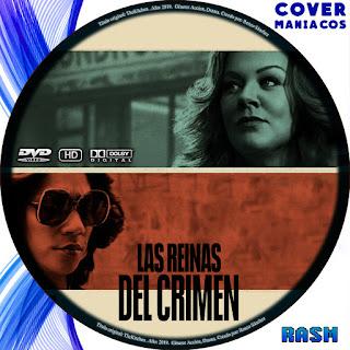 GALLETA LAS REINAS DEL CRIMEN - THE KITCHEN - 2019 [COVER DVD]