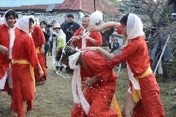 山王さん祭り 甘酒祭り ホーライホーライ