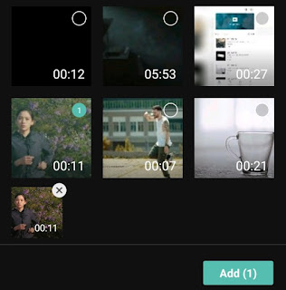 add video or photo