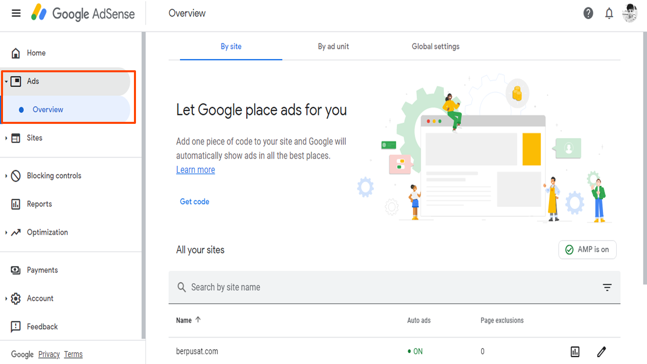 CCPA Google Adsense
