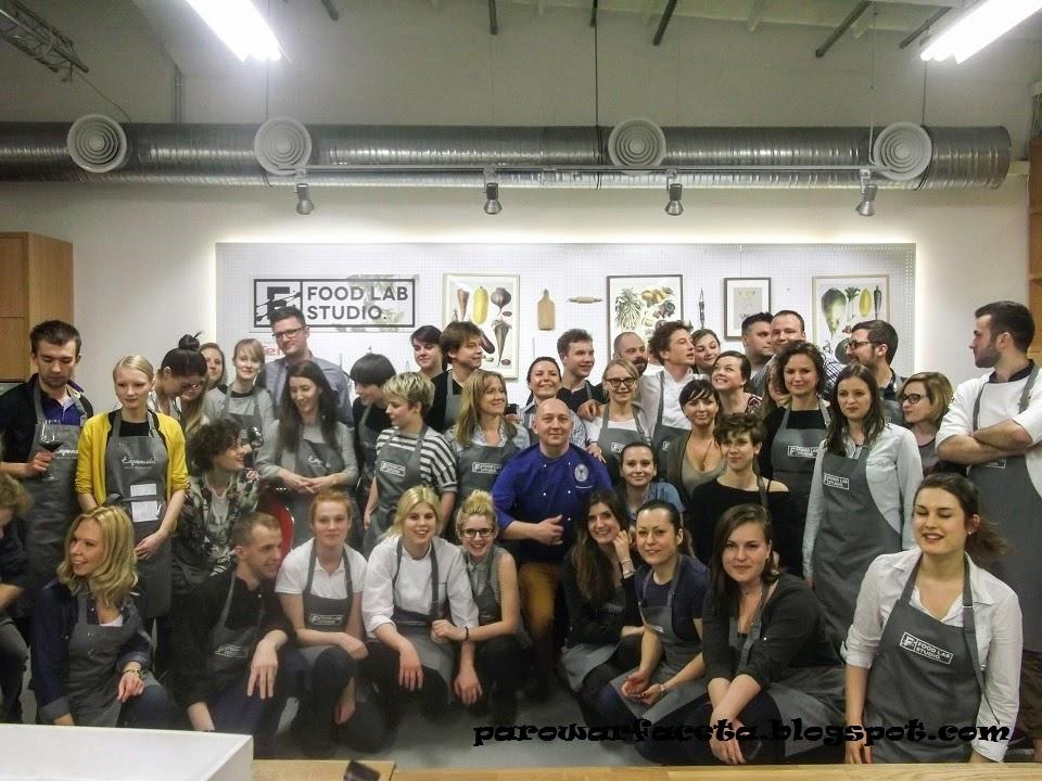 Warsztaty Kuchni Włoskiej w Food Lab Studio