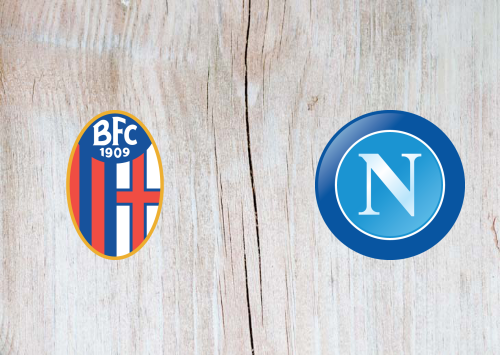 Bologna vs Napoli -Highlights 15 July 2020