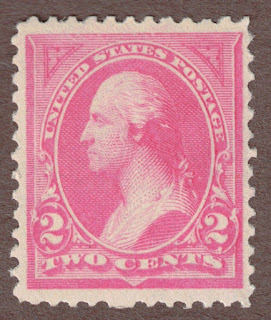 1894 2c George Washington