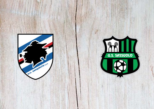 Sampdoria vs Sassuolo -Highlights 23 December 2020