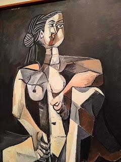 Portrait of Francoise Gilot by Pablo Picasso