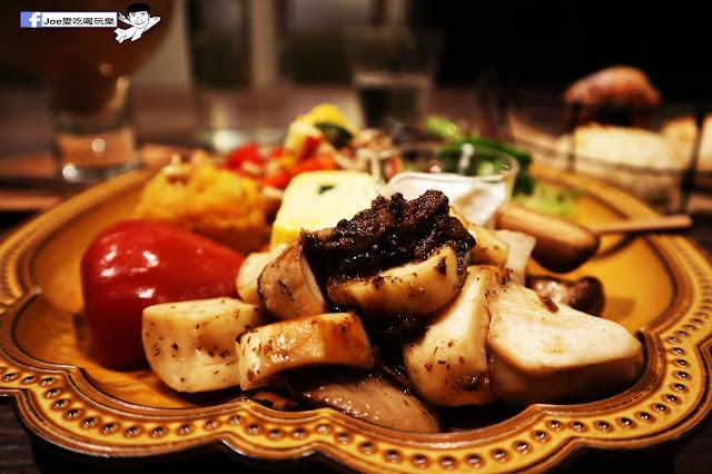 IMG 0307 - 【新竹美食】井家 TEA HOUSE 讓你彷彿置身於日本國度的老舊日式風格餐廳,更驚人的是這裡還是素食餐廳!