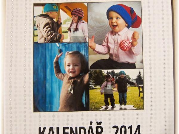 Kalendář pro taťku a stránka do alba