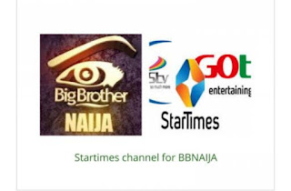 Which Channel Show Bbnaija On Startimes