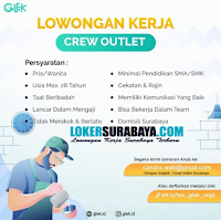 Lowongan Kerja Surabaya di Glek ID Juli 2020