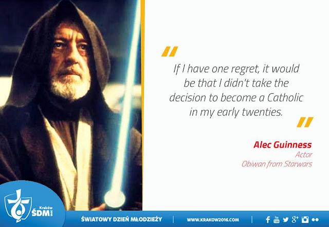 Catholic News World : Star Wars Conversion To Catholicism
