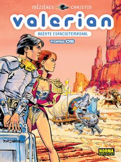 Valerian #5