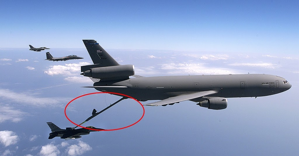 Brilliant phrase Air force refueling aircraft sorry, that