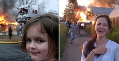 Böses Kind - Damals und Heute lustige Bilder zum lachen