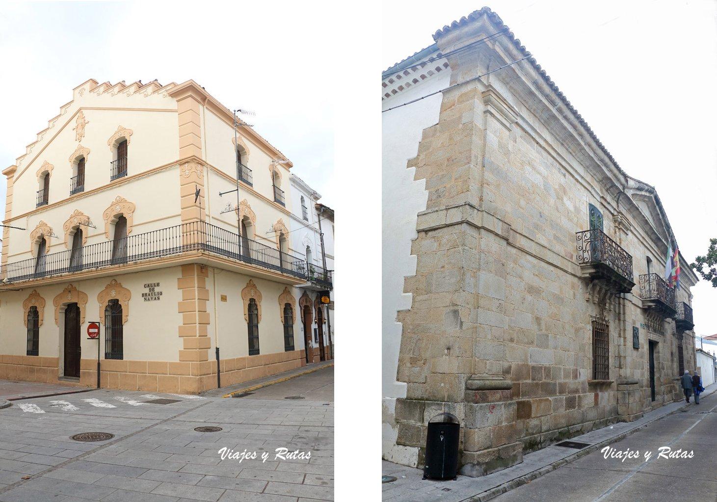 Edificios de Hervás
