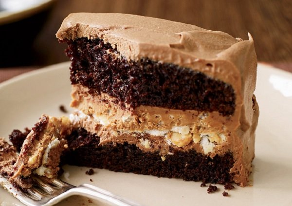 How to make cake layers
