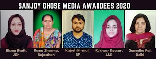 sanjay-ghosh-charkha-award