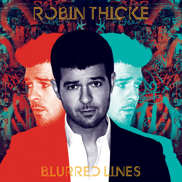 Robin Thicke – Blurred Lines (2013) (iTunes Plus AAC M4A) [Album
