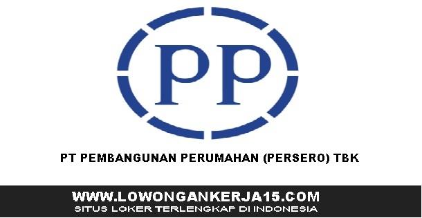 Lowongan Kerja  Loker Terbaru PT Pembangunan Perumahan (Persero) Tbk Besar Besaran    Juni 2018