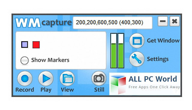 WM Capture - Software Perekam Layar PC Terbaik (Screen Recorder)
